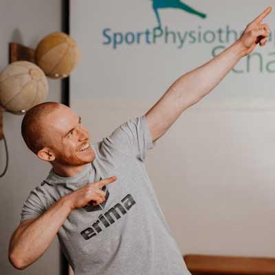 Silvan von Sportphysiotherapie